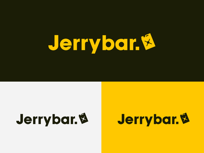 JERRYBAR identitydesign designlogo idenity logos logotype design logodesign logo branding logotype design