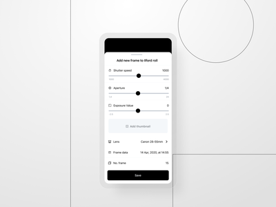 Afilm app mobile design mobile app design mobile app add screen add new visual design uiux ux design ux