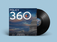 Policy 360 Podcast Cover