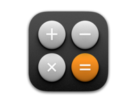 Dimensional Calculator Icon
