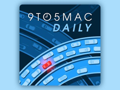 9to5Mac Daily Podcast Art