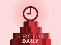 9to5Toys Daily Podcast Art