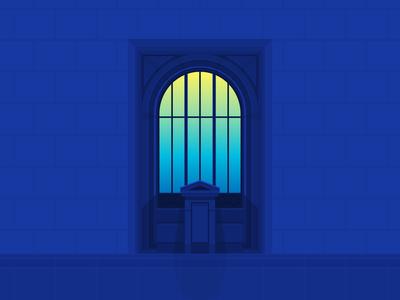 Carnegie Library Window