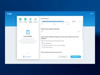 Loans On-Boarding Process UI/UX Design