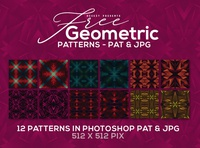 Free & Modern Geometric Patterns