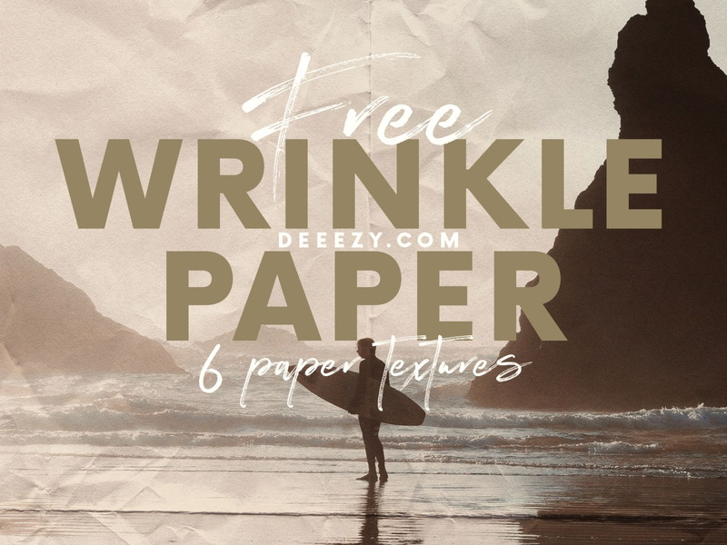 Free Wrinkle Paper Textures vintage effects vintage urban photo overlays grunge paper wrinkle paper overlay textures photo effects overlay paper textures free backgrounds free textures free graphics freebie free