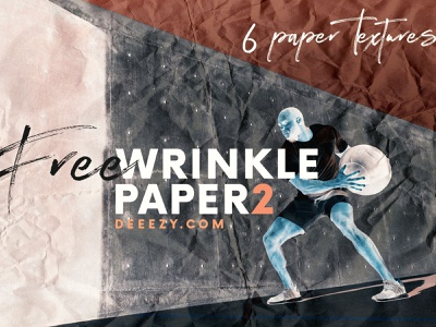 Free Wrinkle Paper Textures vintage effects grunge effects photo effects photo overlay grunge textures paper textures free textures freebies deeezy retro free graphics freebie free