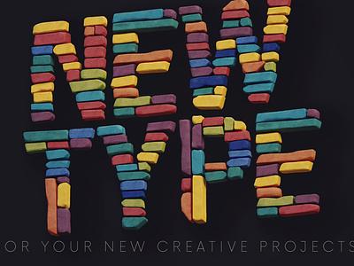 Color Bricks - Free 3D Lettering header alphabet 3d typography game font playful font colorful 3d freebies free typography deeezy free font font typography free graphics freebie free