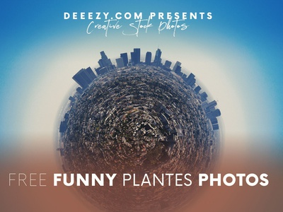 9 Free & Funny Planets landscape photos creative backgrounds planet nature free backgrounds free photos stock photos funny design deeezy free graphics freebie free