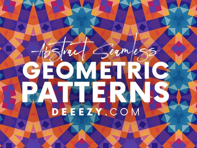 12 Free Modern Geometric Patterns 3 seamless modern artistic decorative geometric patterns geometric backgrounds free backgrounds free patterns pattrens shapes colorful geometric design freebies retro deeezy free graphics freebie free