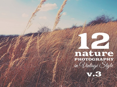 12 Free Nature Photos v.3 free freebie download dealjumbo photo image wallpaper background nature abstract retro vintage