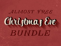 Almost FREE Christmas Eve Bundle