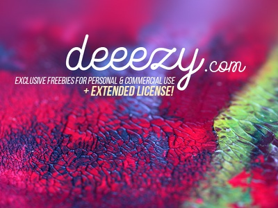 Deeezy.com - Exclusive Freebies free textures free photos free mockup free font design inspiration typography logo font freebies free deeezy