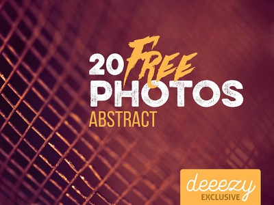 20 Free Abstract Photos free textures free photos free mockup free font design inspiration typography logo font freebies free deeezy