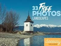 33 Free Landscape Photos