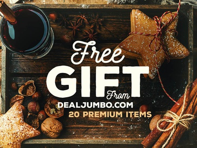FREE: Special Christmas & New Year 2017 Gift from Dealjumbo