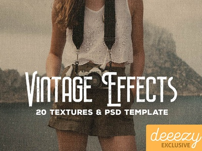 FREE Vintage Paper Textures & Effects photo effects photography vintage retro graphics free effects free template free graphics free textures freebie free