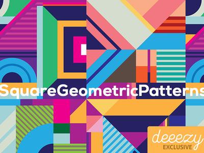 Free Square Geometric Patterns photoshop patterns colorful free backgrounds backgrounds patterns geometric patterns geometric free graphics free patterns freebie free