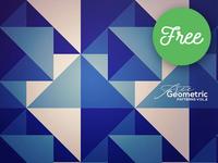 8 Free Geometric Patterns 2