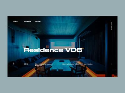 Govaert & Vanhoutte Architects Animation #4