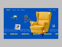 IKEA Redesign #1