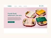 Fraiche Marketing Website