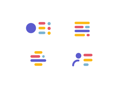Icon Set iconset icons product branding ui design