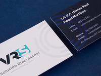 VRS branding