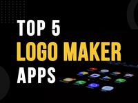 Top 5 logo maker apps