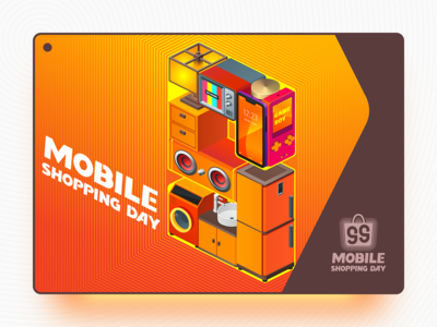 AD of shopping day 01 ( Card view )