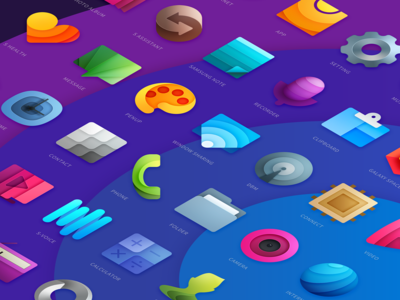 Launcher Icon: Fantasia