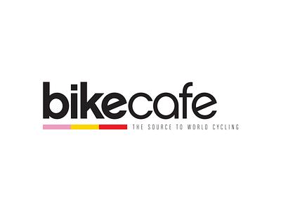 Bikecafe Logo Sm cafe bike bikecafe logo logo design branding