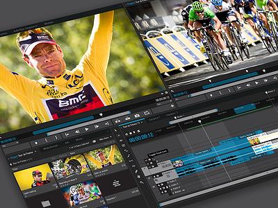Adobe Premiere Concept Designs vectors concept premiere adobe