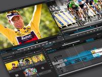 Adobe Premiere Concept Designs