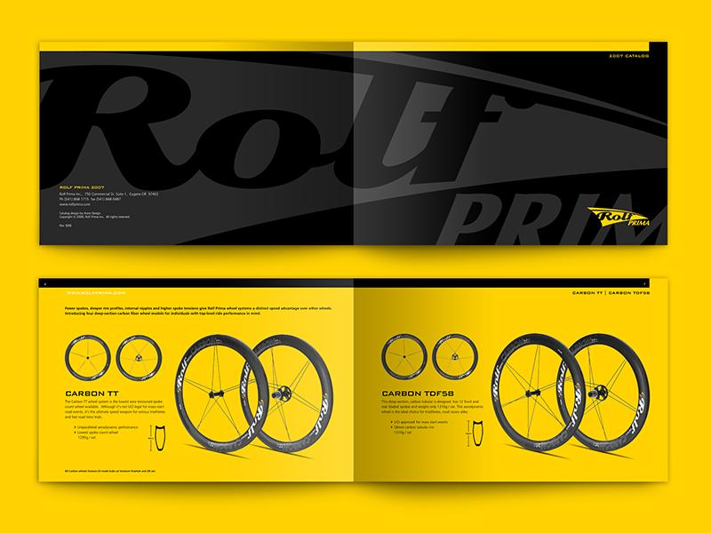 Rolf Prima carbon catalog company wheel cycling rolf prima