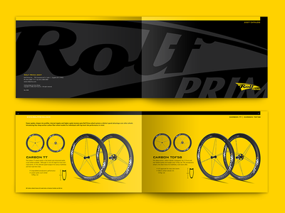 Rolf Prima carbon catalog company wheel cycling rolf prima