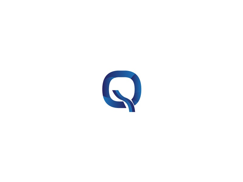 Q Letter Logo partner business iprofile twitter profile facebook profile new business website shop e-commerce business product company