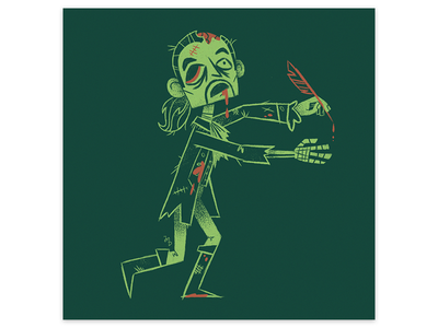 Alexombie Hamilton broadway lin manuel miranda rot undead halloween zombie hamilton alexander