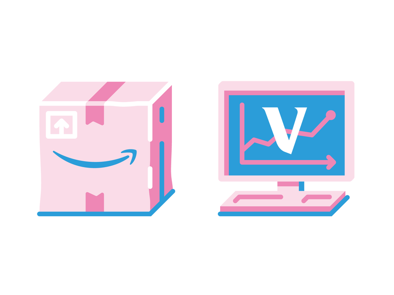 Forbes Japan illustration vector logo box amazon icon icons