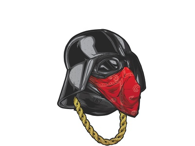Vader pentool vector wacom illustrator