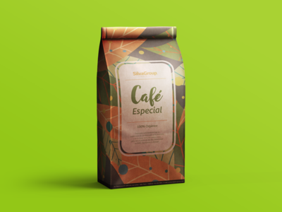 Café Especial | Silva Group Comm | Diseño de Packaging