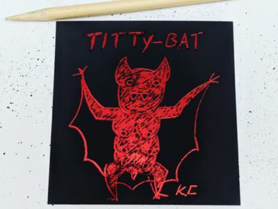 Day 17: Titty-Bat