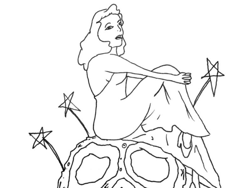 Day 24: M.H.B season of the bad guys club sotbgc4 monster inktober craig gleason illustration