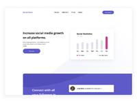 Social website dribbble