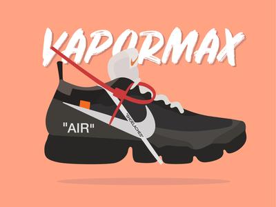 Nike Vapor Max The Ten