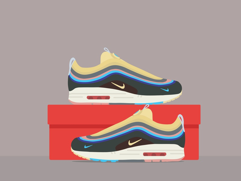 new style 4b759 cfa95 Nike Air Max 97 1 Sean Wotherspoon