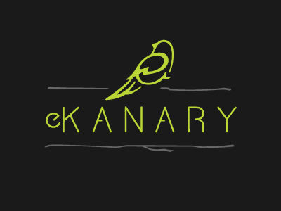 Ekanary brand logo app ekanary