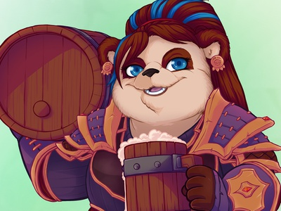 Pandaren Commission: Hseng commission pandaren worldofwarcraft wow warcraft