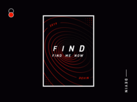 Find me now