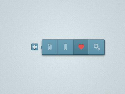 Options options select ui blue design web shadow